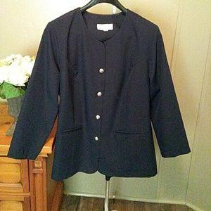 Navy jacket/ blazer